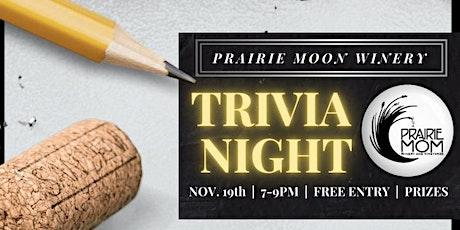 Trivia Night! tickets