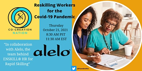 Reskilling Workers for the Covid-19 Pandemic tickets