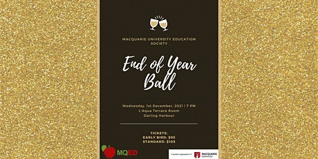 MQED End of Year Ball 2021 tickets