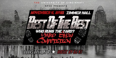 Best of the Best: Who Runs The Yard tickets