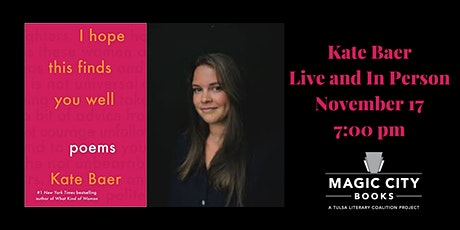 Birthday Bash with Kate Baer tickets