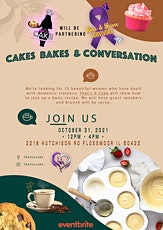 Cakes, Bakes & Conversations tickets