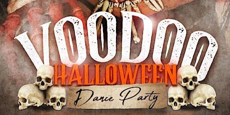 VOODOO (HALLOWEEN DANCE PARTY) tickets