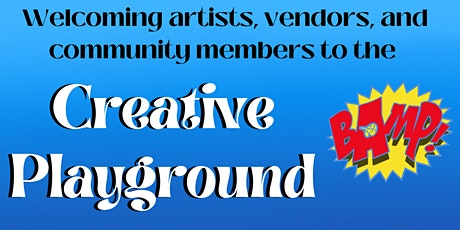 Creative Playground: Mural Celebration, Paint & Sip, LIVE Music, & More! tickets