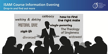 ISAM Course Information Evening tickets