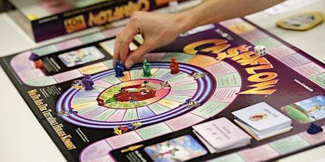 Cashflow Spielabend im Centimeter Gersthof (6 Spieler pro Tisch x 4) Tickets
