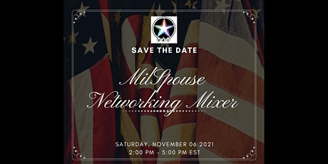 5th VETS2INDUSTRY MilSpouse Networking Mixer tickets
