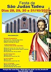 Festa São Judas Tadeu ingressos