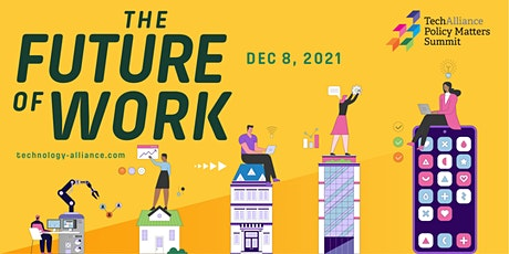 Policy Matters Summit 2021: The Future of Work tickets