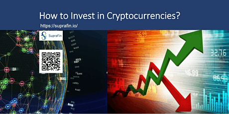 How to Invest in Cryptocurrencies? tickets