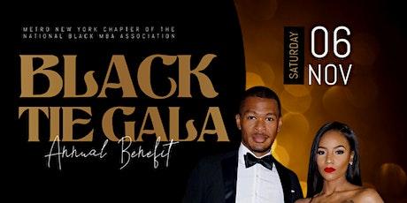 2021 NYBLACKMBA Fall Black Tie Benefit tickets