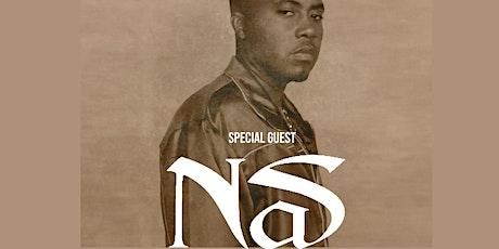 Halloween with Nas @ FLUXX tickets