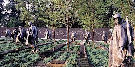 The Korean War & The Korean War Veterans Memorial - Livestream Program tickets
