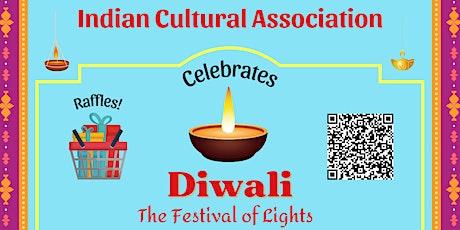 DIWALI, the Festival of Lights! GARBA, DANCE, MUSIC, SHOPPING, FOOD, etc tickets
