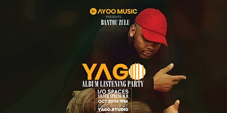 AYOO MUSIC presents YAGO tickets