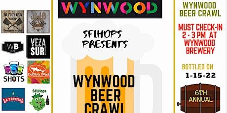 Wynwood Arts District Bar Crawl entradas