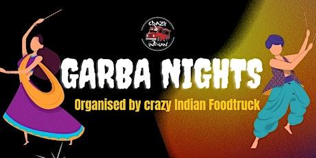 Garba Nights 2.0 @ Crazy Indian tickets