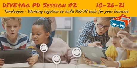 """PD Session #2 """"Working together to build AR/VR tool for learners tickets"""