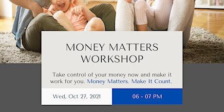 Free Financial Literacy Seminar tickets