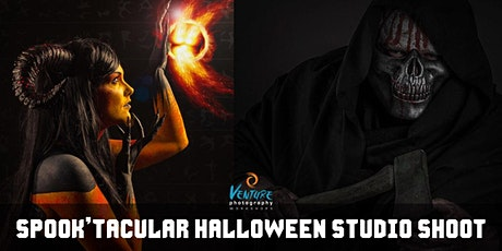 Spook'tacular Halloween Studio Shoot tickets