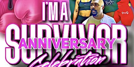 The Celebration : I AM A SURVIVOR Fitness Extravaganza tickets
