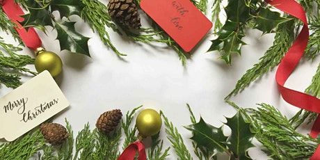 Calligraphy (Christmas Makes Weekend) tickets