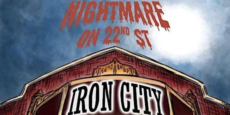 NIGHTMARE ON 22ND ST tickets