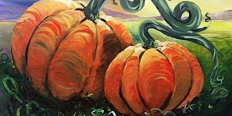 Pumpkin Pair , at Mountain Meadows Resort, Proctor tickets