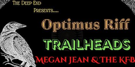Halloween Bash 2021 Optimus Riff, Trailheads, Megan Jean & The KFB tickets