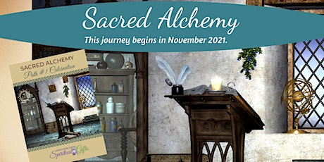 Sacred Temple Mystery School: Sacred Alchemy - The Path of the Alchemist tickets
