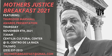 Mothers Justice Breakfast 2021 tickets