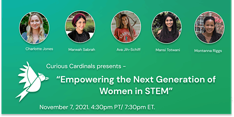 Empowering the Next Generation of Womxn in STEM tickets