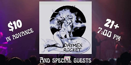 Daymes Rocket tickets