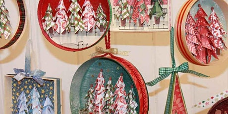 Origami Christmas Tree Decorations (Christmas Makes Weekend) tickets