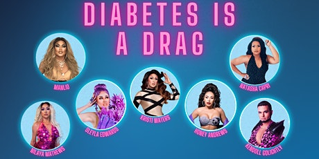 Diabetes Is A Drag tickets