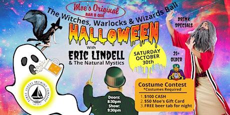 Eric Lindell & The Natural Mystics Halloween Ball tickets