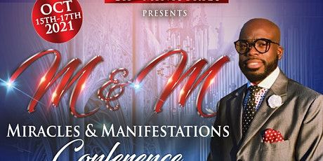 2021 Miracles &Manifestations Conference tickets