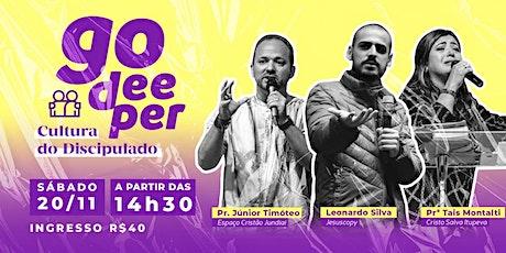 CONFERENCIA GO DEEPER 2021 ingressos