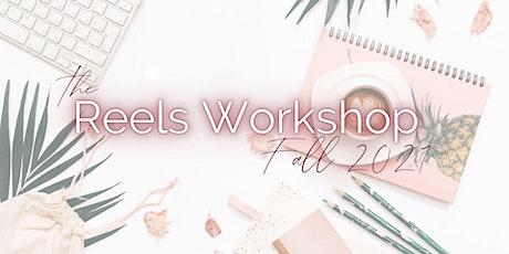 Fall Instagram Reels Workshop tickets