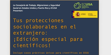 Tus protecciones sociolaborales en el extranjero: ¡Edición cientificos! entradas