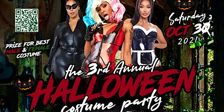Halloween Costume Party pt 3! tickets