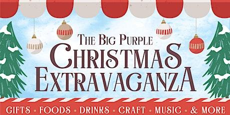 The Big Purple Xmas Extravaganza - Chessington tickets
