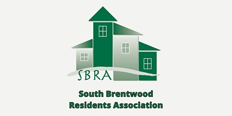 South Brentwood Residents Association 45th Annual General Meeting tickets