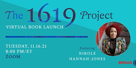 The 1619  Project Virtual Launch Event tickets
