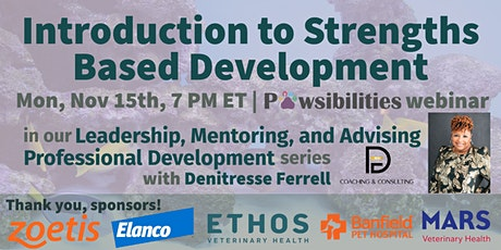Introduction to Strengths Based Development tickets