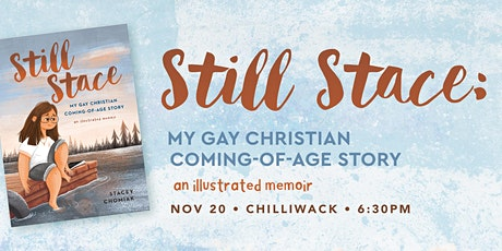 """Book Launch: """"Still Stace"""" at Smoking Gun Coffee Roasters tickets"""