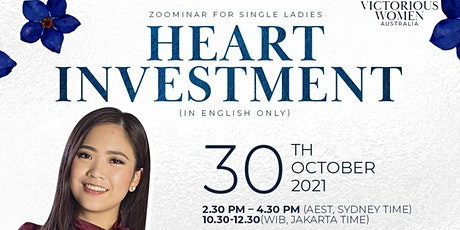 Heart Investment tickets