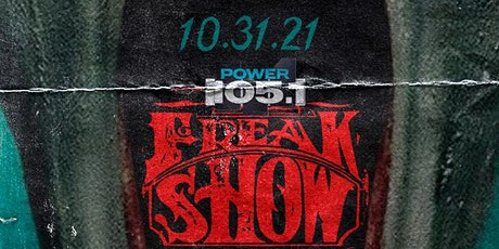 Freak Show Halloween Costume Party tickets