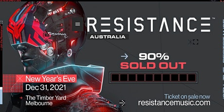 RESISTANCE NYE AUSTRALIA tickets