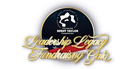 Major Brent Taylor Foundation Fundraiser Gala tickets